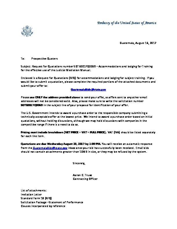 Invitation letter sgt50017q0069 us embassy in guatemala stopboris